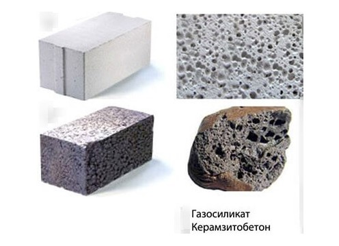 Сравнить керамзитобетон с газосиликат форма для печати на бетоне купить